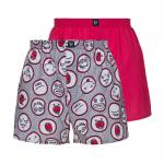 bruno banani boxershort boxer short herren unterhose CHEERFUL smiley 2 Pack