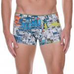 bruno banani herren unterhose hip short pant hipster multicolour ENGINEERING
