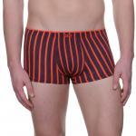 bruno banani herren unterhose hip short pant hipster blaurot koralle JAIL
