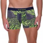 bruno banani short herren unterhose kiwi navy ecru RAINFOREST