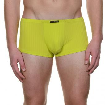 bruno banani herren unterhose hip short pant hipster trunk lime ANTI-STRESS