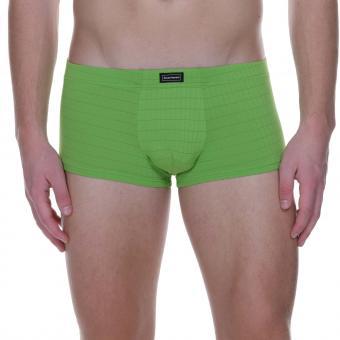 bruno banani herren unterhose hip short pant hipster trunk kiwi CHECK LINE