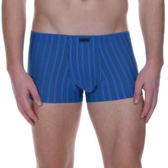 bruno banani herren unterhose hip short pant hipster trunk blau CITY PLANER