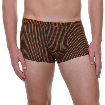 bruno banani herren unterhose hip short pant hipster trunk orange CRIME