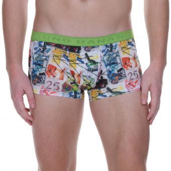 bruno banani herren unterhose hip short pant hipster trunk multicolour STREET ART