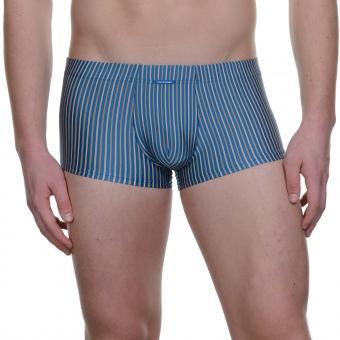 bruno banani herren unterhose hip short pant hipster trunk blau SUIT