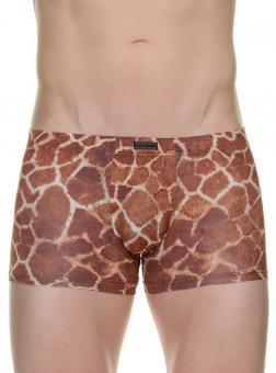 bruno banani unterhose herren boxer short pant giraffe ZOO
