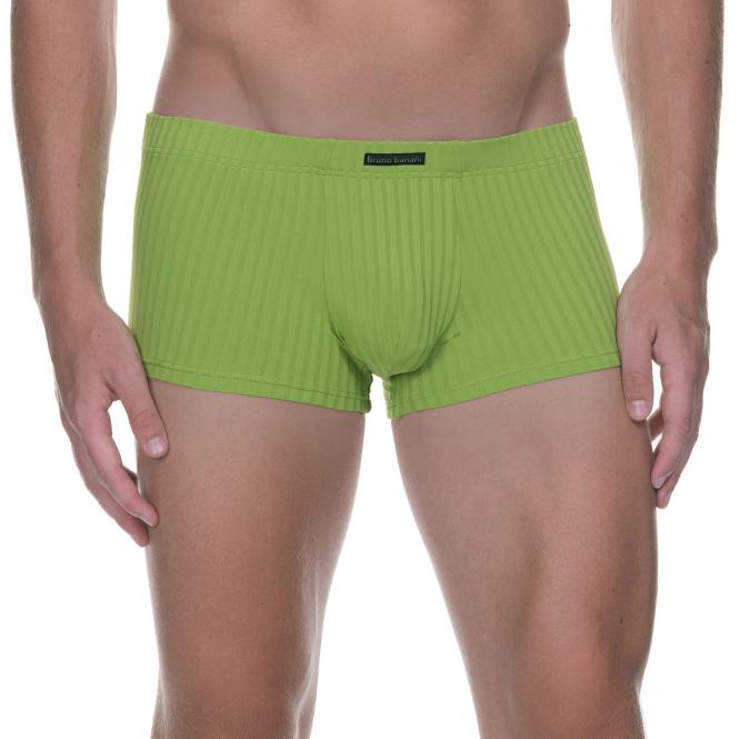 bruno banani herren unterhose hip short pant hipster kiwi ANTI-STRESS