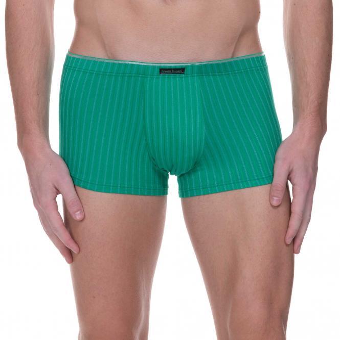 bruno banani hipshort hip short hipster herren unterhose DAY & NIGHT grün
