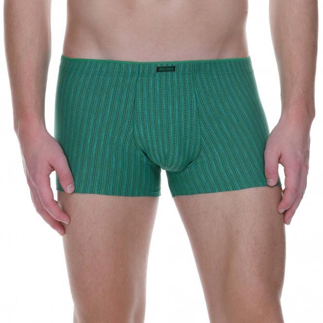 bruno banani hipshort hip short hipster herren unterhose grün schwarz SMART CITY