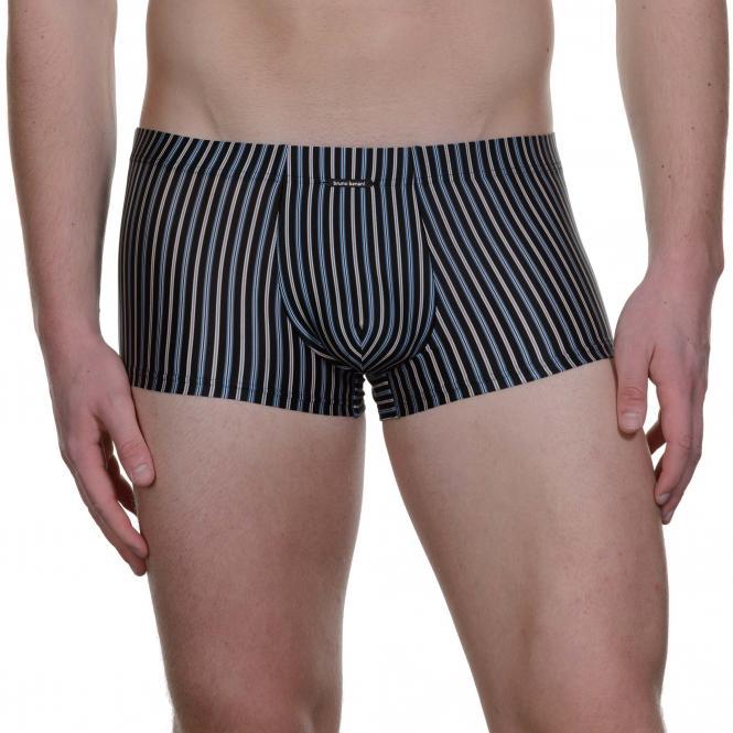 bruno banani herren unterhose hip short pant hipster trunk schwarz SUIT