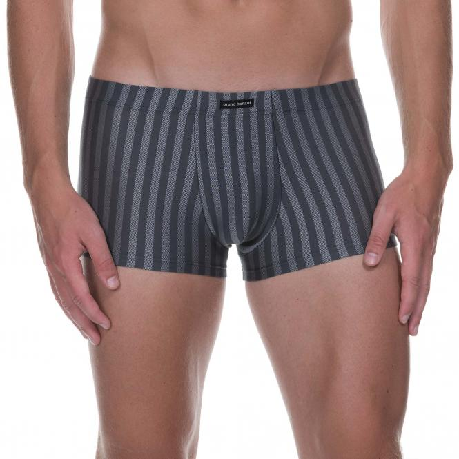 bruno banani herren unterhose hip short pant hipster anthrazit X-MAS PARTY