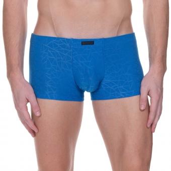 bruno banani hipshort hip short hipster herren unterhose FRAGMENTS blau