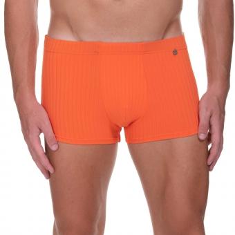 bruno banani hipshort hip short hipster herren unterhose orange DIVE